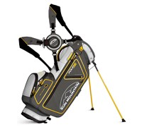 Sun Mountain Four 5 Stand Bag 2014 (Titanium/Shadow/Yellow)