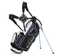 Sun Mountain Four 5 Stand Bag 2014 (Black/White/Blue)