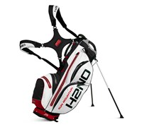 Sun Mountain H2NO Staff Stand Bag 2014 (White/Black/Red)