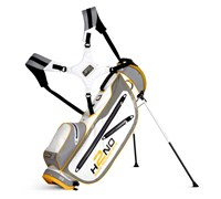 Sun Mountain H2NO Ultra Lite Stand Bag 2014 (White/Grey/Yellow)