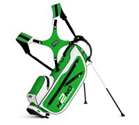 Sun Mountain H2NO Ultra Lite Stand Bag 2014 (Lime/Black/White)