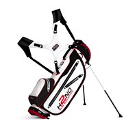 Sun Mountain H2NO Ultra Lite Stand Bag 2014 (White/Black/Red)