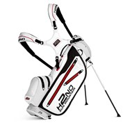 Sun Mountain H2NO Lite Stand Bag 2014 (White)