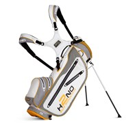 Sun Mountain H2NO Lite Stand Bag 2014 (White/Grey/Yellow)