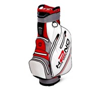 Sun Mountain H2NO Lite Cart Bag 2014 (Red/White/Black)