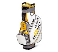 Sun Mountain H2NO Lite Cart Bag 2014 (Yellow/White/Grey)