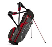 Sun Mountain Swift X Golf Stand Bag 2014 (Black/Shadow/Red)