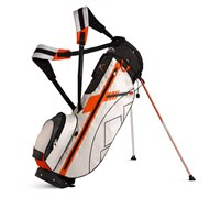 Sun Mountain Swift X Golf Stand Bag 2014 (Shadow/Titanium/Orange)