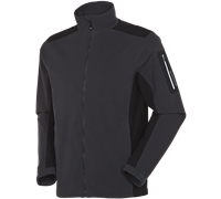 Sunice Mens Toko Waterproof Fleece Jacket (Charcoal)