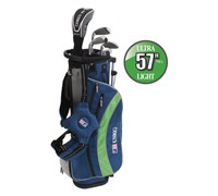 US Kids UL-57 Inch Boys 5-Club Golf Package Set