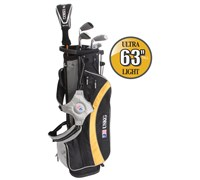 US Kids UL-63 Inch Boys 5-Club Golf Package Set