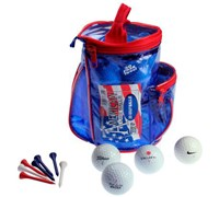 Premium American Lake Balls  30 Balls with Tees