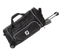 FootJoy Rolling Duffel Bag (Black)