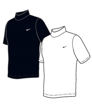 Nike Junior Dri-Fit Ultra Mock 2012
