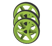 Clicgear 3.5 Trolley 3-Wheel Kit (Lime)