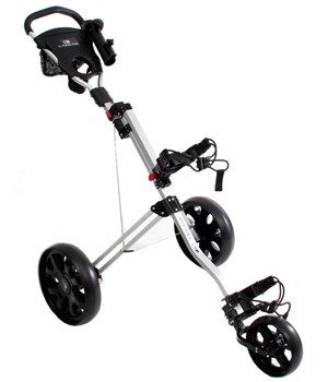 US Kids Golf 3 Wheel Push Cart Trolley