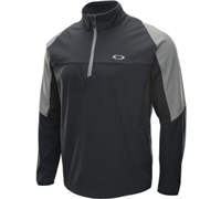 Oakley Mens Oberlin Windproof Jacket (Black)
