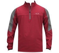 Oakley Mens Oberlin Windproof Jacket (Red)