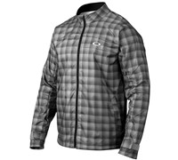 Oakley Mens Overton Windproof Jacket (Black)
