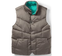 Oakley Mens Reversible Command Vest (Grigio Scuro)