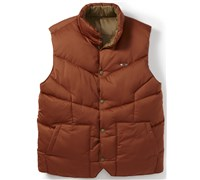 Oakley Mens Reversible Command Vest (Burnt Henna)