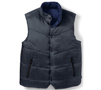 Oakley Mens Reversible Command Vest (Dark Blue)