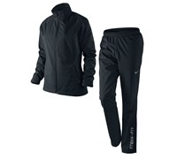 Nike Ladies Storm-Fit Packable Suit (Black)