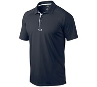 Oakley Mens Elemental 2.0 Polo Shirt 2014 (Jet Black)