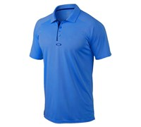 Oakley Mens Elemental 2.0 Polo Shirt 2014 (Electric Blue)