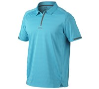 Oakley Mens Brookwood Polo Shirt (Blue)
