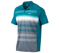 Oakley Mens Colton Polo Shirt 2014 (Blue)