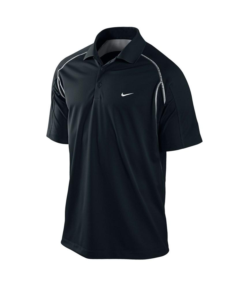 Nike mens contrast stitch golf polo shirt golfonline for Nike golf mens polo shirts