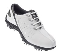 FootJoy Junior Golf Shoes 2014 (White/Silver)