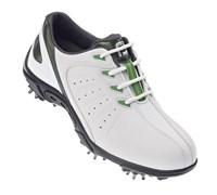 FootJoy Junior Golf Shoes 2014 (White/Green)