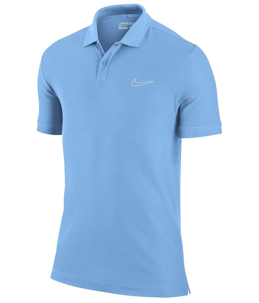 Nike Mens Dri Fit Sport Pique Polo Shirt Golfonline
