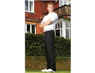 Stromberg Mens Plain Nano Golf Trouser