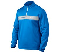 Oakley Mens Parker Half Zip Pullover 2014 (Electric Blue)