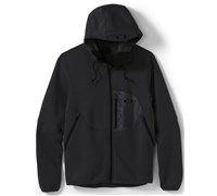 Oakley Mens HydroFree Fleece Hoodie (Jet Black)
