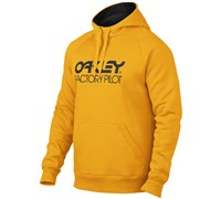 Oakley Mens Factory Pilot Hoodie (Bright Orange)