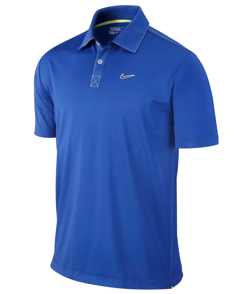 Nike Mens Dri-Fit UV Ultra Polo Shirt - Golfonline