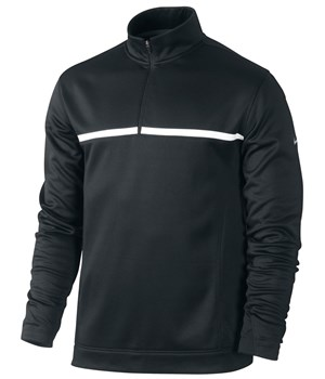 Nike Mens Therma-Fit 1/2 Zip Cover Up