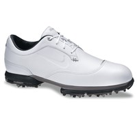 Nike Mens Tour Premium II Golf Shoes (White/White)
