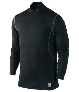 Nike Mens Dri-Fit Pro Thermal Hyperwarm Mock Top 2012