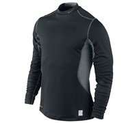 Nike Mens Dri-Fit Pro Mesh Thermal (Black)