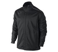 Nike Mens Storm-Fit Rain Jacket (Black/Charcoal)