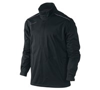 Nike Mens Storm-Fit 1/2 Zip Jacket (Black/Charcoal)