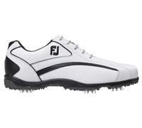 FootJoy Mens Hydrolite Golf Shoes 2014 (White/Black)