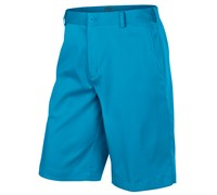 Nike Mens Flat Front Tech Shorts 2013 (Vivid Blue)