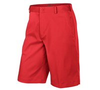 Nike Mens Flat Front Tech Shorts 2013 (New Crimson)
