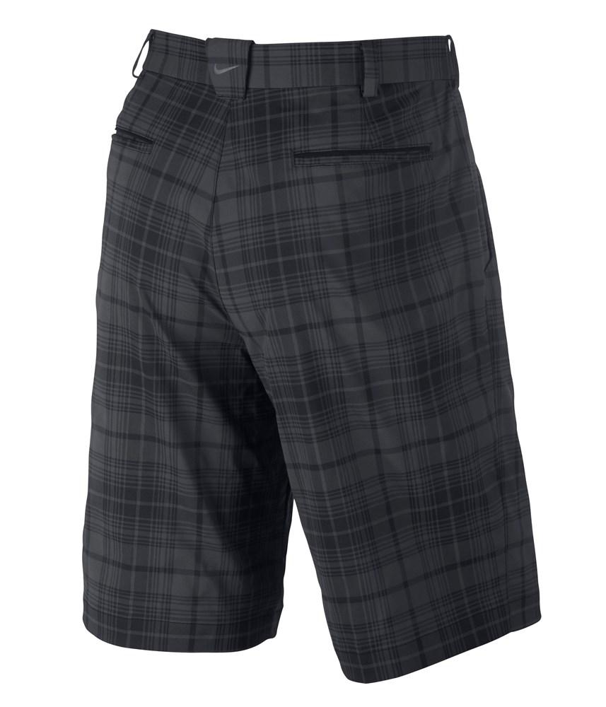 Nike Mens Tartan Golf Shorts   GolfOnline